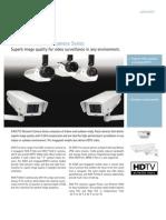External Fixed Camera (Axis P1343-E)