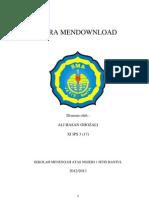 Cr Download Print
