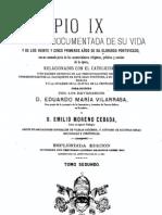 Pio IX-Historia Documentada de su Vida-Tomo 2