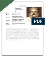 Biografias de Tales de Mileto y Anaximenes 2