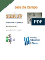 Caratula Carpeta TIP IV