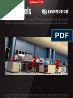 Archmodels Vol 110 Desk Set Office