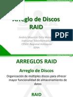 Arreglos Raid