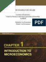 Principle Econ chapter 1