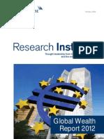 201210 Global Wealth Report