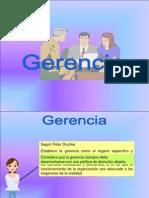 Presentación CONGRESO  GERENCIA. Dra. Daisi Castro