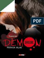 Demon Inside T3 Trouve-Moi - Parker Blue