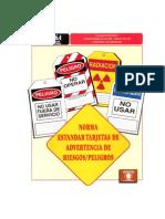 Norma Estandar de Advertencia de Riesgos Peligrosos
