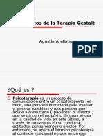 Fundamentos de La Terepia Gestaltica