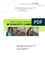 Mi Ranchito Campesino- Final