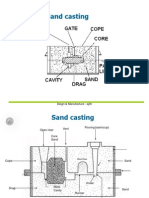 Design Sand Casting Class I