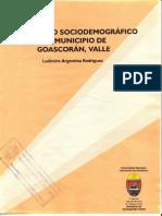 Diagnóstico Sociodemográfico del Municipio de Goascorán, Valle, Honduras