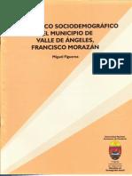 Diagnóstico Sociodemográfico del Municipio de Valle de Angeles, Francisco Morazán, Honduras.