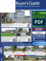 Coldwell Banker Olympia Real Estate Buyers Guide November 17th 2012
