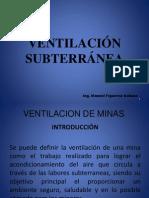 VENTILACION EN MINERIA SUBTERRANEA CAP I.ppt