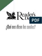 Mensajes de los sueños- Revista Selecciones