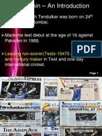 Should Sachin Retire