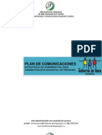 Plan Comunicaciones Gob.linea
