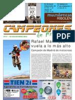 CAMPEONES de Aranjuez nº44 16-nov-12