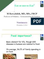 M Rawashdeh, MD, MSc, FRCPProfessor of Pediatrics,  Gastroenterology & Nutritionindex.net
