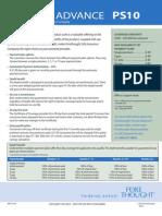 Product Outline Flatsheet