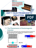 UNIT7 - Elektromagntc Induction