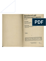 Reinforced and Prestressed Concrete Book by Kong, F K & Evans, R H Ch 1 to 4 ,