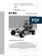 Helix Buggy Owners Manual
