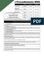 Hoja en Breve-procedimiento Mue 2012