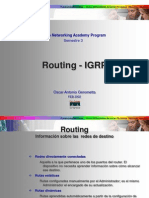 3 Routing