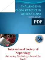 Challenges in Nephrology Practice in Kenya