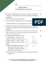 12 Physics Electrostatics Test 05