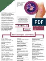 Programação Simpósio Mola Hidatiforme Maranhão