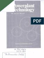 Powerplant Technology-M.M.el-wakil- Dr. Tarek Nagla