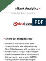 CommBank Analytics