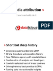 eMetrics SMX Media Attribution