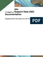 Imagery Support Data Documentation