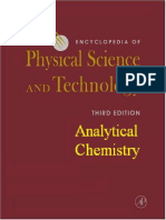 Analytical ChemistryEOPST
