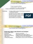 Justificación de la Investigación (TDI)