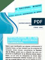Electricidad de Minas