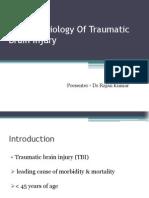 Pathophysiology of TBI 97