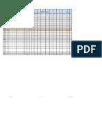 Change Tracking Log - .xls version
