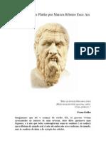 A Maldição de Platão por Marcos Ribeiro Ecce Ars