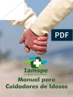 Manual Para Cuidadores de Idosos
