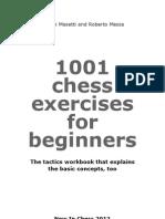 1001 Chess Excercises