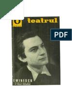 Eminescu de Mircea Stefanescu
