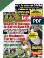 LE BUTEUR PDF du 16/10/2012