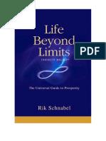 A Life Beyond Limits - Free Version