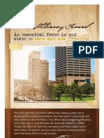 Ohio Attorney General History Brochure