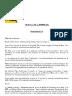 déclaration cgt  dp elt lc 15 11 2012